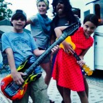 Our family band