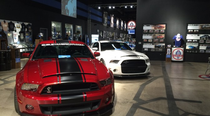 Shelby American and The Auto Collections
