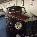 1955 Rolls Royce Silver Cloud I James Young Sedanca Coupe