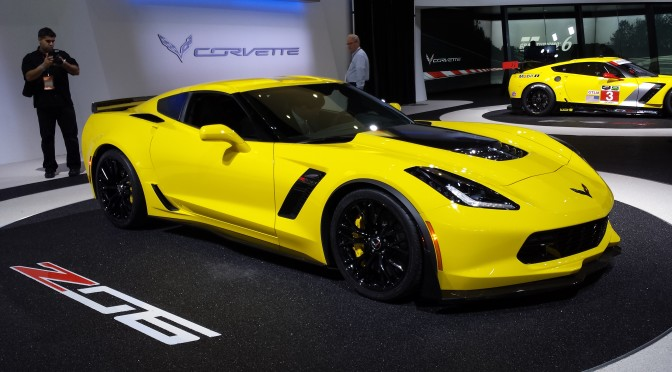 Four Reasons Corvettes Aren't Just for Old Guys