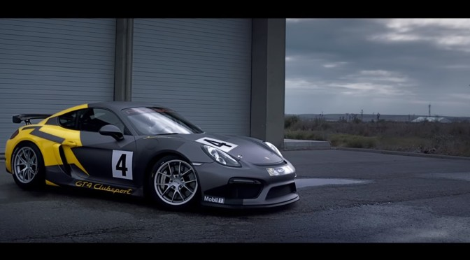 Five Reasons to Buy a Cayman GT4