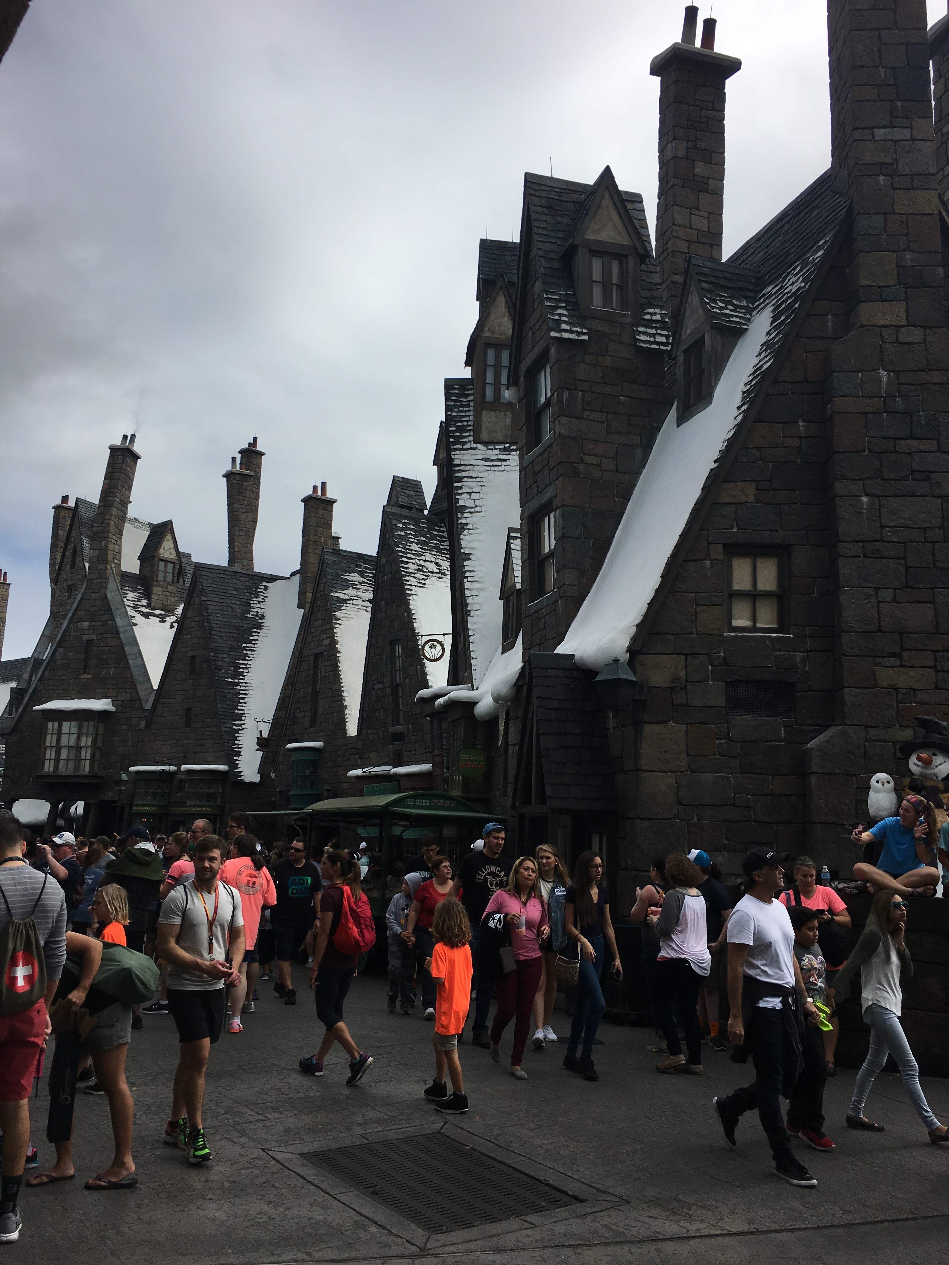Hogsmeade Villiage